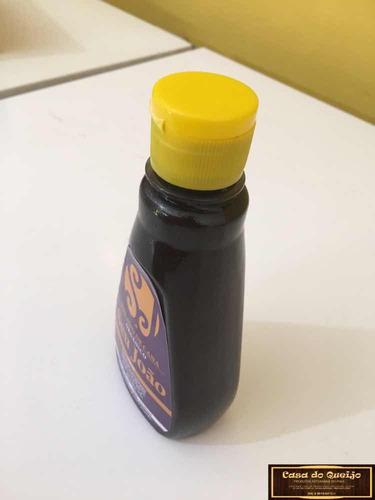melaço de cana orgânico 250ml - kit com 6 unidades