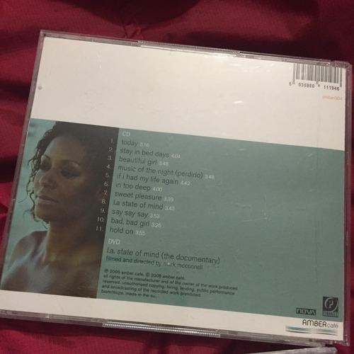 melanie b spice girls l.a. state of mind cd/dvd ed inglaterr