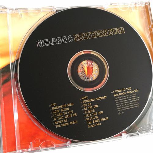 melanie c - northern star album