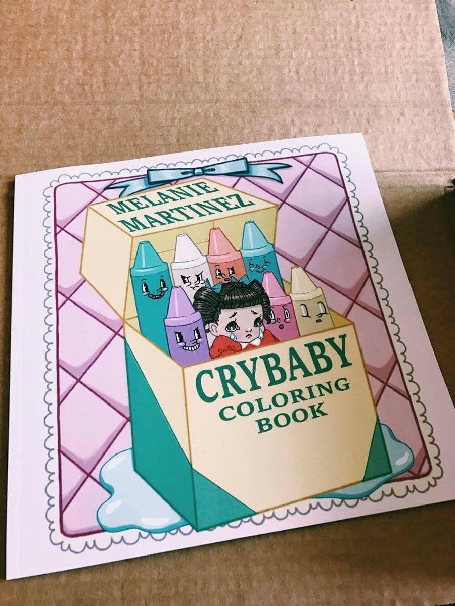 Melanie Martinez Libro Oficial De Colorear - $ 299.00 en Mercado Libre