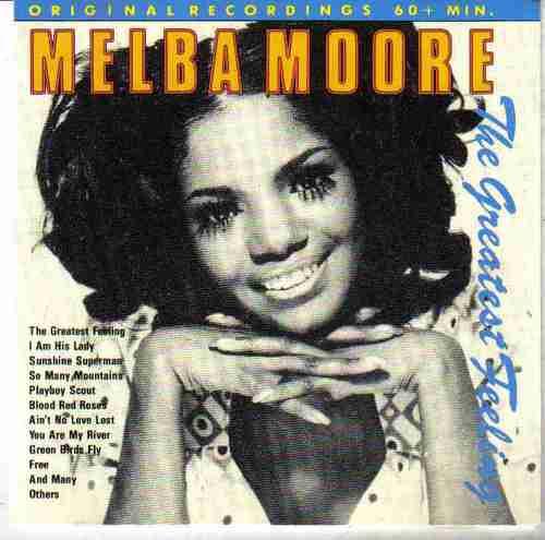 melba moore - the gratest feeling - frete grátis