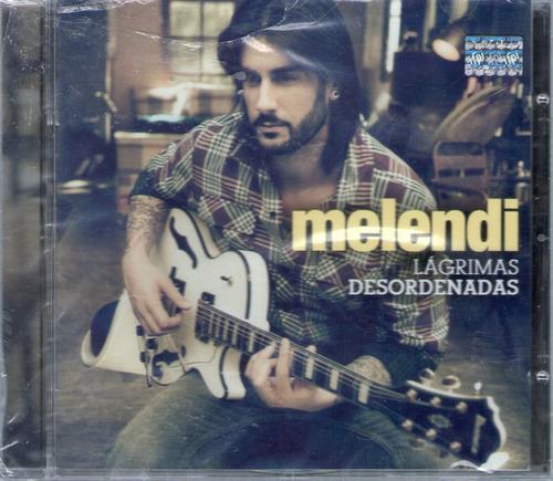 melendi lagrimas desordenadas nuevo cd 2012 cerrado original