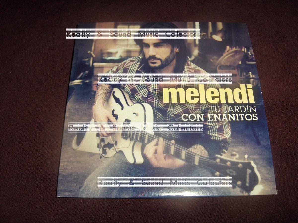 Melendi Tu Jardin Con Enanitos Cd Original De Coleccion - $ 129.99 ...