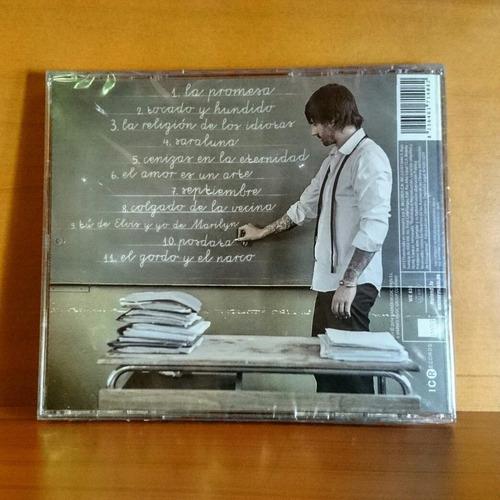 melendi un alumno más nuevo cd 2014 cerrado original