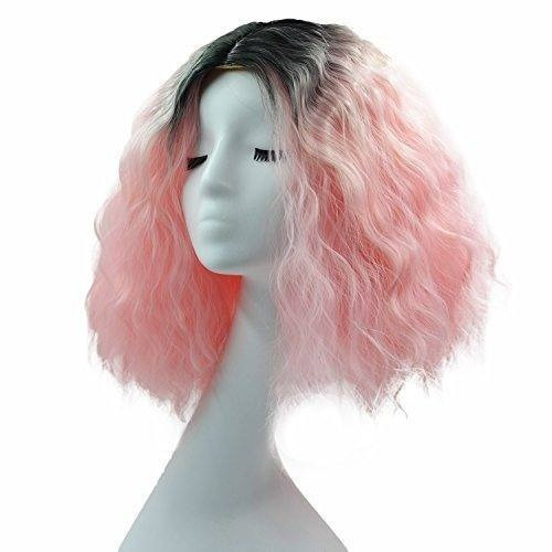 melesh hair wig for womens girls party halloween costume cos