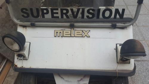 melex 2005 son 2  unidades oferta unica oportunidad.
