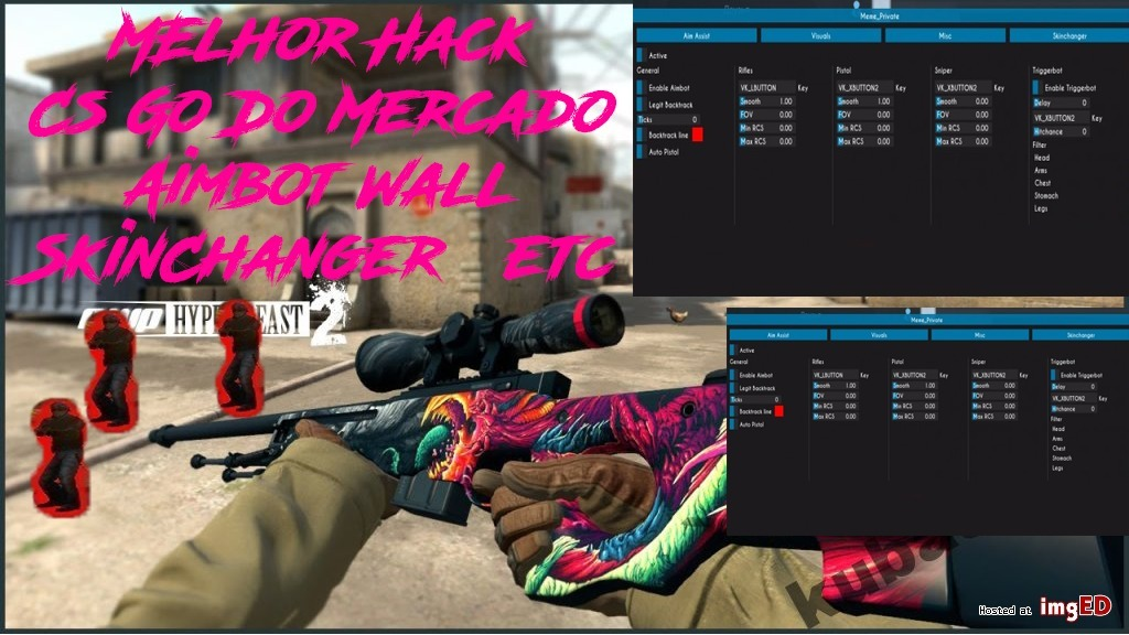 Csgo hacks free download aimbot | Free CSGO Hacks [Wallhack