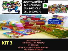8219ed24f2 Cestas Básica Para Revenda Apenas No Rj Menor Preço Do Rio no Mercado Livre  Brasil