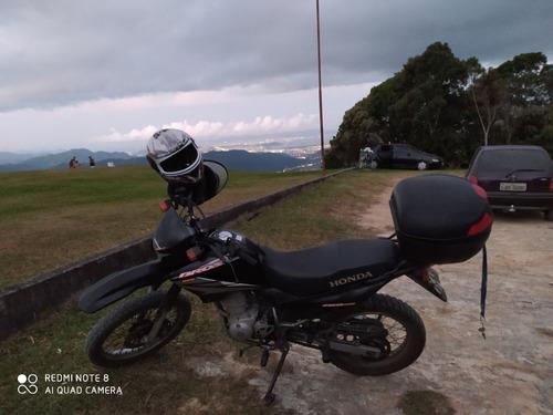 melhor moto que já tive.