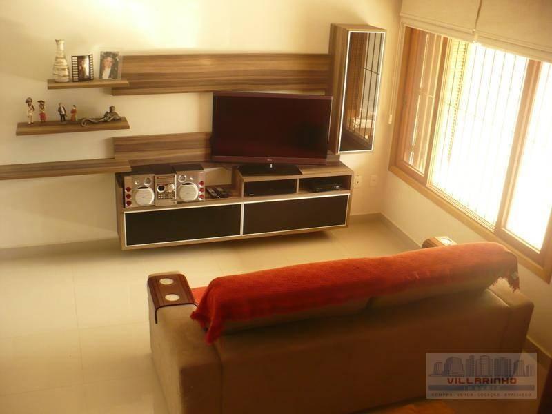 melhor oferta do bairro! excelente casa com 3 dormitórios à venda, 158 m² por r$ 430.000 - guarujá - porto alegre/rs - ca0487