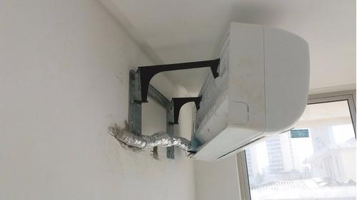 melhor suporte auxiliar ck para instalação ar cond split