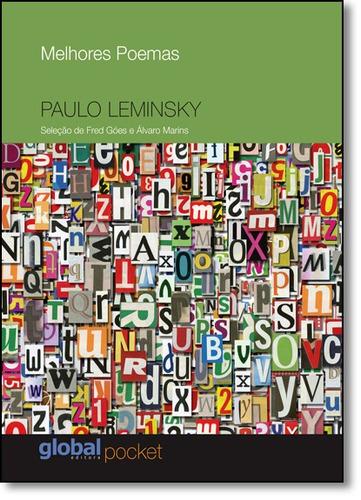 melhores poemas paulo leminski - versão pocket