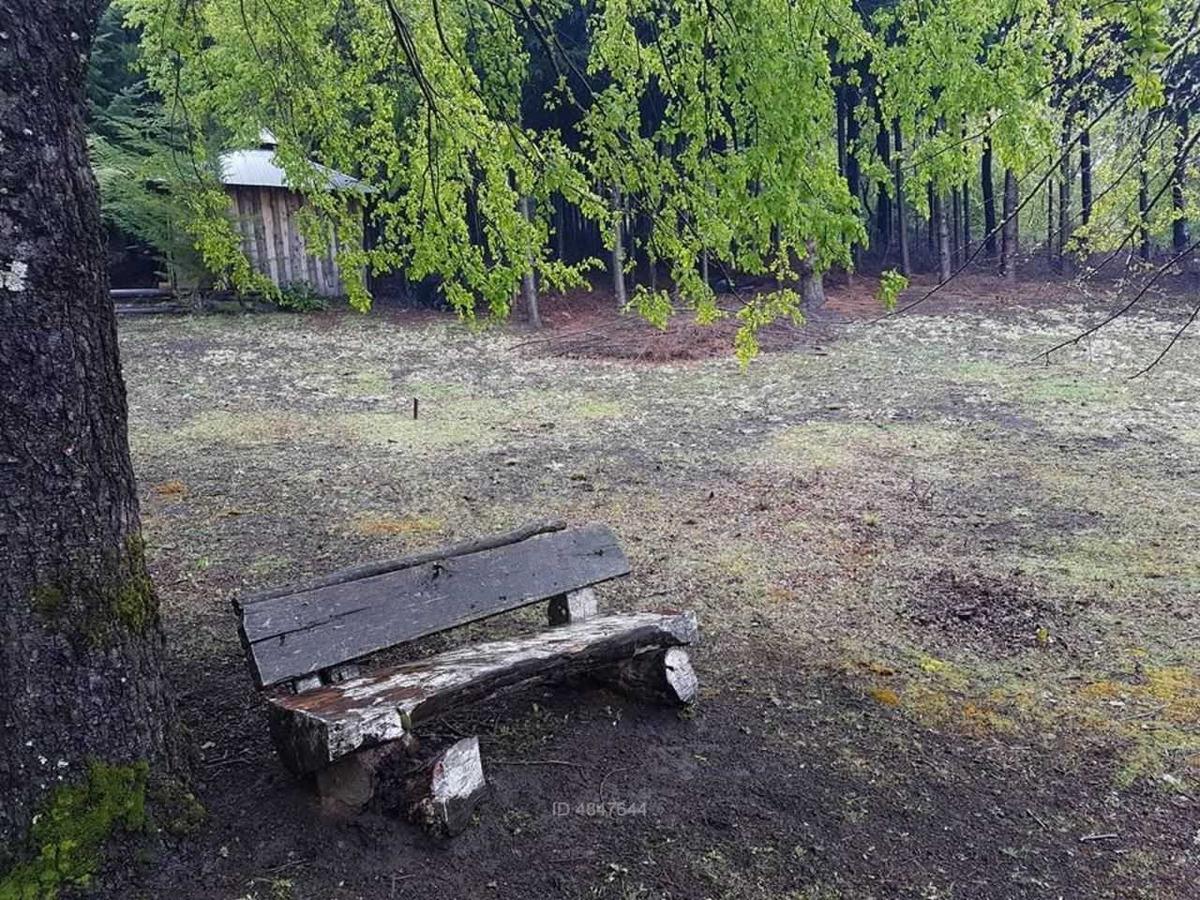 melipeuco, al lado del parque conguillio