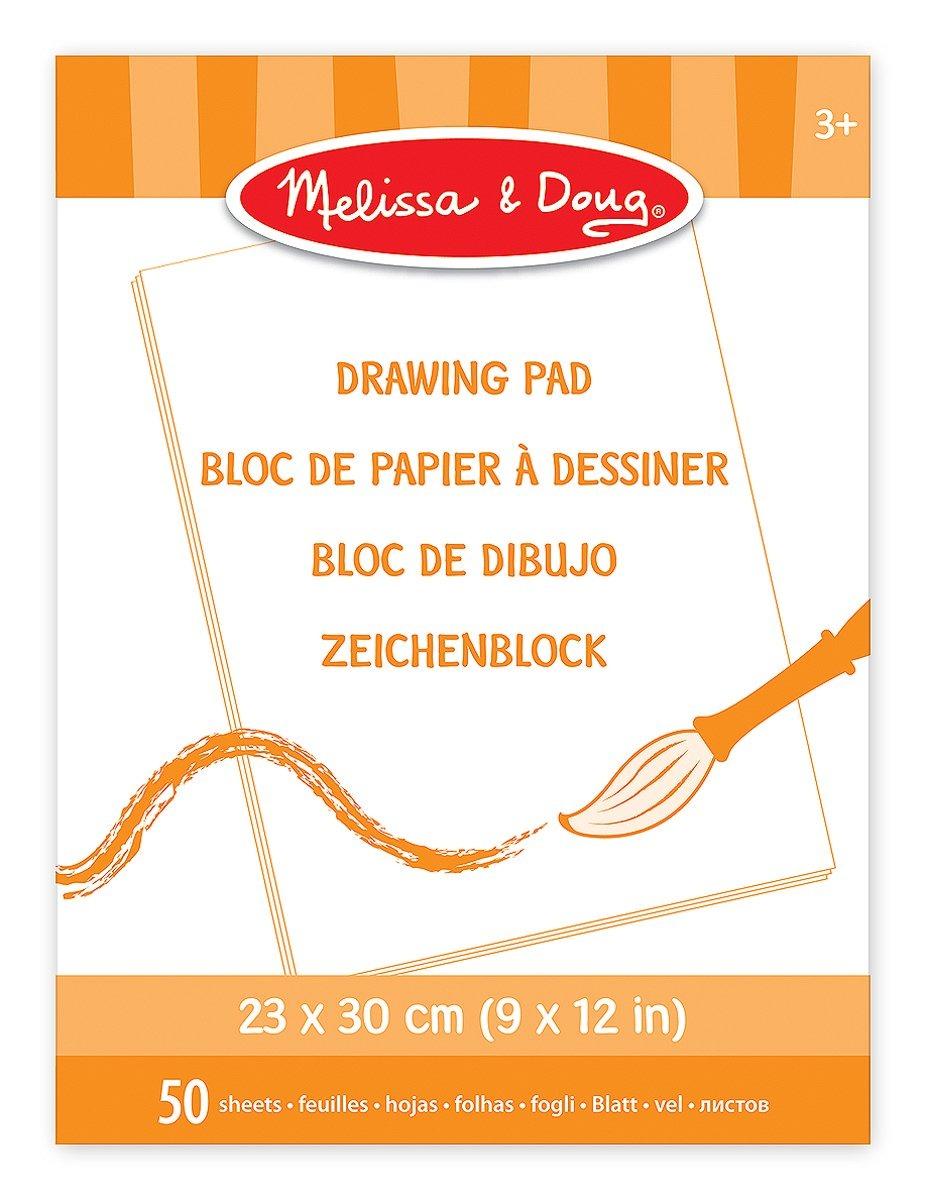 Melissa & Doug Bloc De Dibujo - $ 430.00 en Mercado Libre