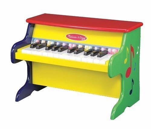 melissa & doug  learn-to-play piano, entrega 12 dias
