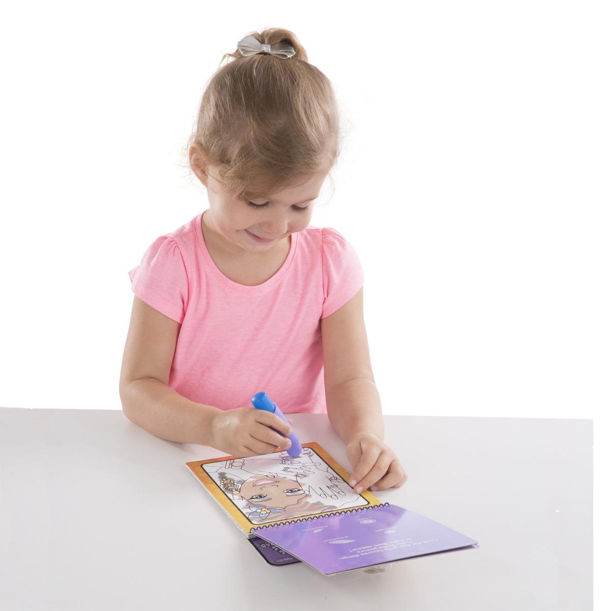 Melissa & Doug Water Wow! ® Libro Con Dibujos Para Colorear ...