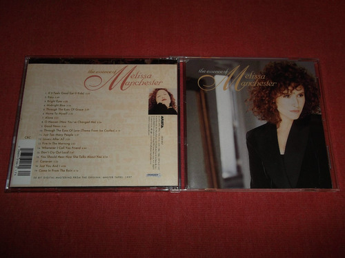 melissa manchester - the essence of cd usa ed 1997 mdisk