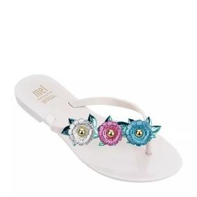 da17f7131fcd Melissa Chinelo Harmonic Garden - Sapatos no Mercado Livre Brasil