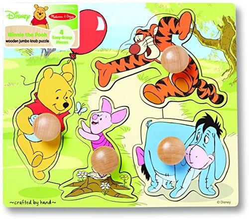 melissa y doug disney baby winnie the pooh y sus amigos jumb