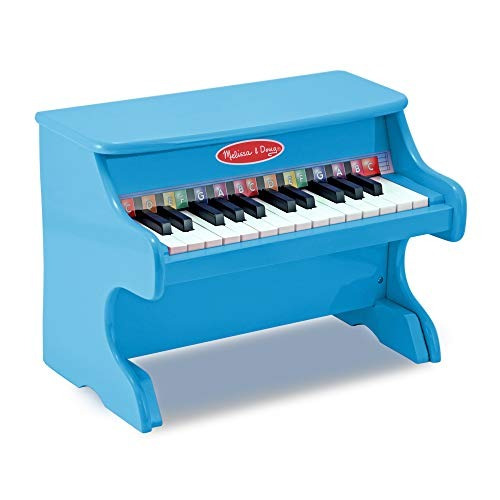 melissa y doug piano para aprender a tocar con 25 teclas y u