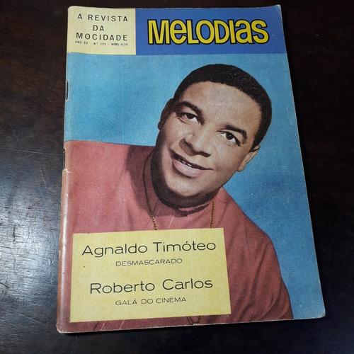 melodias a revista da mocidade 123 1967 roberto carlos
