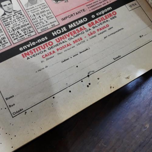 melodias revista antiga da mocidade 124 marcas de traça