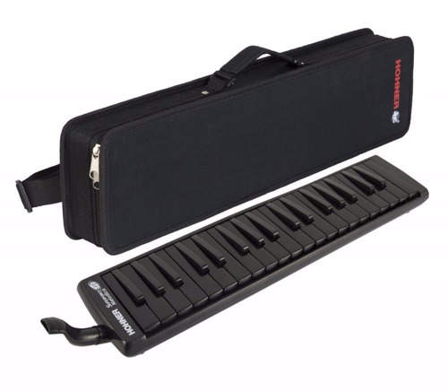 melodica de piano hohner superforce 37 con 100% original