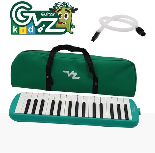 melódica pianica vz varios colores c/32 teclas