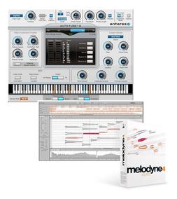 Melodyne 4 + Autotune 8 1 Vst3 64 Bits