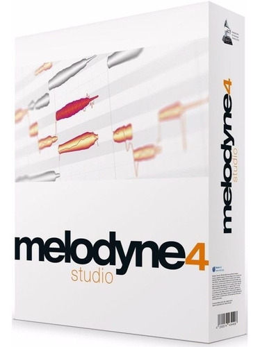 melodyne studio 4 - corrector de voz | mac - pc | full
