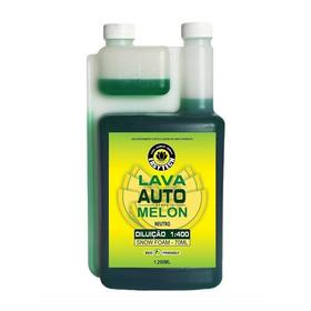 Melon Shampoo Auto Super Concentrado 1:400 1,2lt Easytech