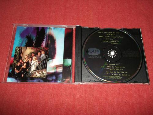 melrose place - soundtrack cd nac ed 1994 mdisk