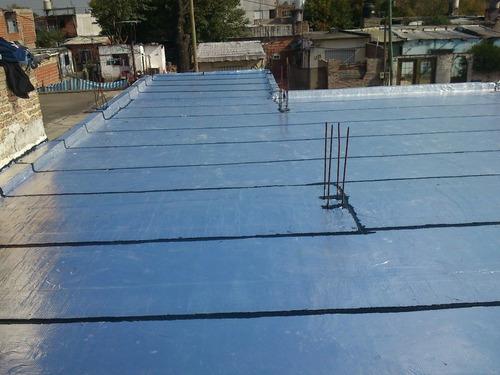 membrana asfaltica megaflex 40kg venta-colocacion!onetech!