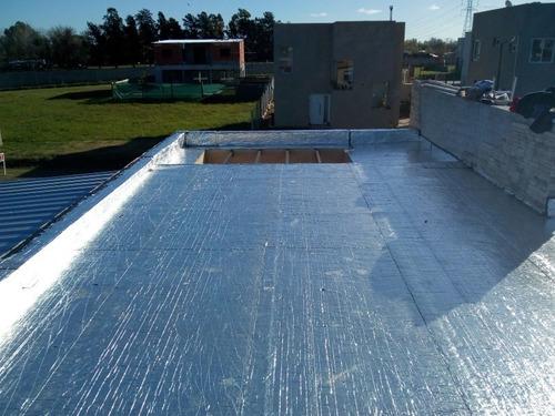 membrana con aluminio multimanta ancar nº2 x rollo de 10m2