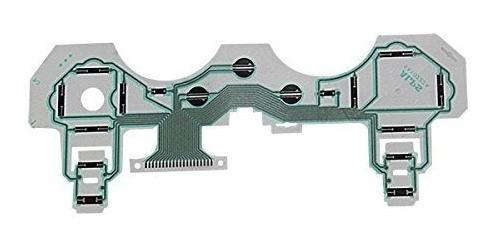 membrana conductora sa1q222a control ps3 dualshock 3vrds
