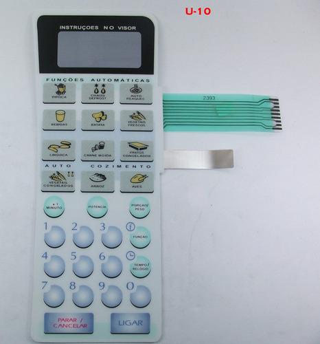 membrana de microondas panasonic nn s 60 - nns60