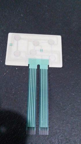 membrana do painel da esteira lx-160 g1 movement