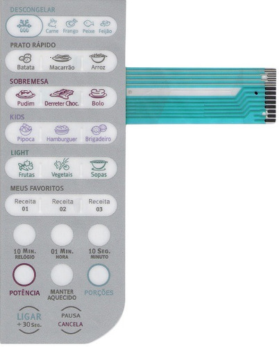 membrana electrolux mef30 mef33 meg41 meg33 me28s me21s ef28