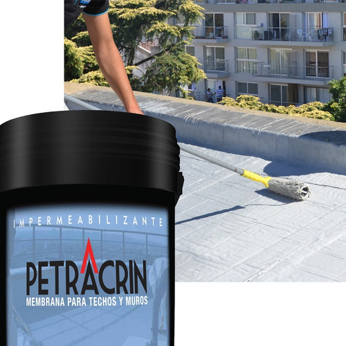membrana en pasta elastomerica techo rojo 20 kg