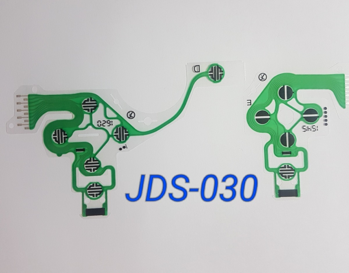 Circuito Flexible Ps4 : Membrana flexible para joystick ps varios modelos en