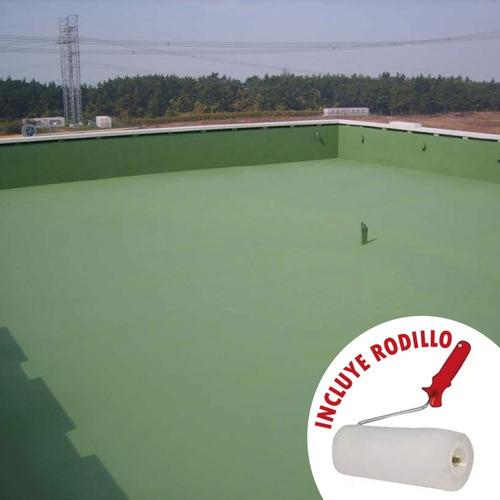 membrana liquida 20 lts techos rodillo lana 22cm el galgo