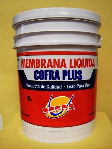 membrana liquida a nivel nacional
