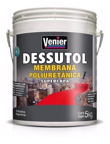membrana liquida impermeabilizante dessutol vernier 5k
