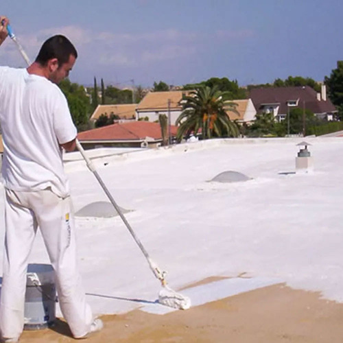membrana liquida pasta 20 kg techo elastica pintura terraza antihongos secado rapido color rojo verde blanco sin olor