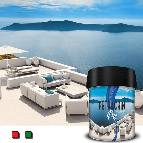 membrana liquida petracrin transitable x 20kg techos premium