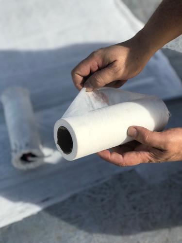 membrana liquida poliuretanica en pasta para techos y mas!