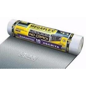 Membrana Megaflex 450 No Crack De 4mm De 40 Kg