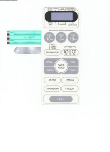 membrana mw850 para microondas cce