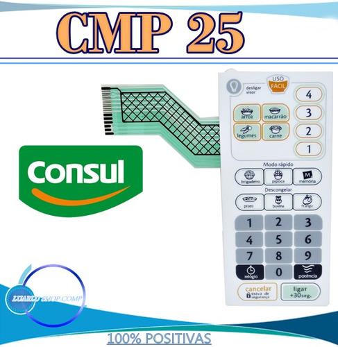 membrana p/ microondas consul cmp25 - cmp 25 nova