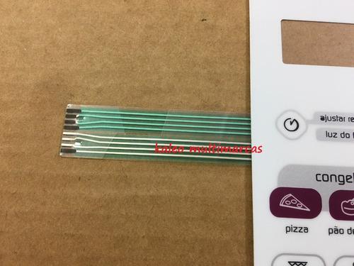 membrana painel brastemp forno elétrico bog40 forninho